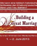 Hebräische Sichtweise des Neuen Bundes und Ehe als Spiegelbild des Neuen Bundes (MP3)