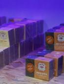 Natur-Seife aus Israel - Saboneto