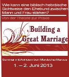 Hebräische Sichtweise des Neuen Bundes und Ehe als Spiegelbild des Neuen Bundes (CDs)